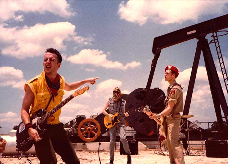 The Clash – Rock The Casbah, the Story